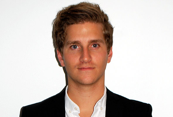 Simen Vinge, markedsdirektør, Comfort Hotels