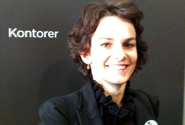 Caroline Kapstad, salgsdirektør, Quality Spa & Resort Norefjell