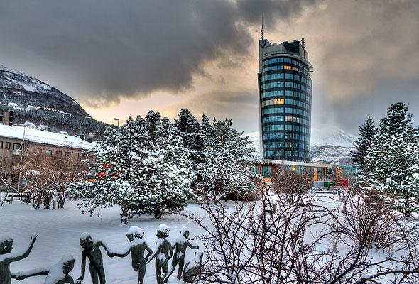 Rica Hotel Narvik. Fotograf: Robin Lund/Rica Hotels