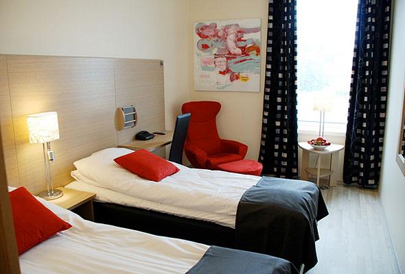 Et av rommene på Best Western LetoHallen Hotel (foto fra Best Western Hotels)