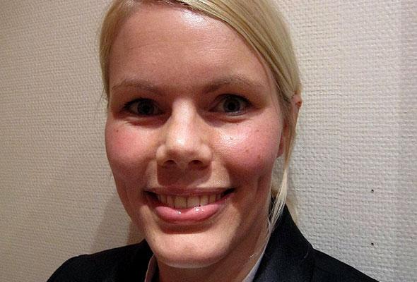 Cecilie Klein, Sales Manager, Radisson Blu Plaza Hotel
