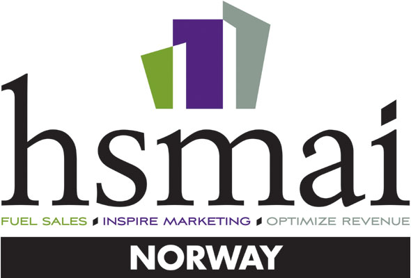 HSMAI Chapter Norway-logo fra mai 2012