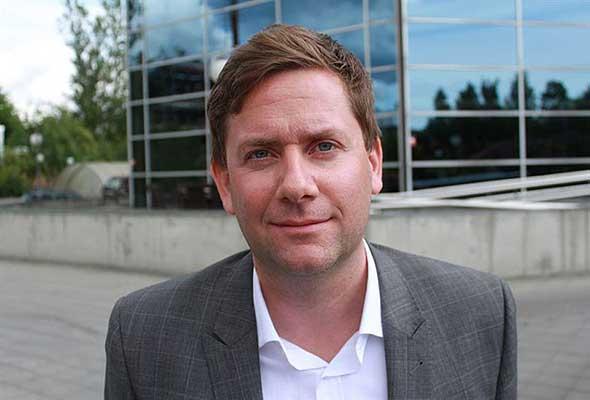 Daniel Skjeldam, konsernsjef, Hurtigruten ASA