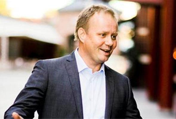 Tomas Oberg, senterdirektør, Aker Brygge Senterforeningen AS
