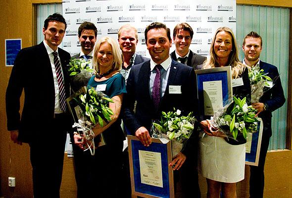 De nominerte til Årets Unge 2012