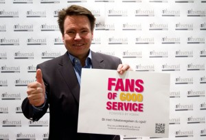 Per-Arne Tuftin. Fans of good service