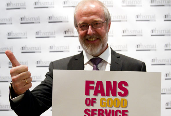 Virke. Fans of good service