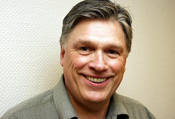 Kai Tore Hoel, seniorkonsulent og avd. leder kontorservice, Coop Norge SA
