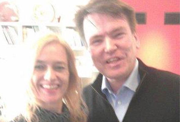 Linda Ramberg og Per-Arne Tuftin