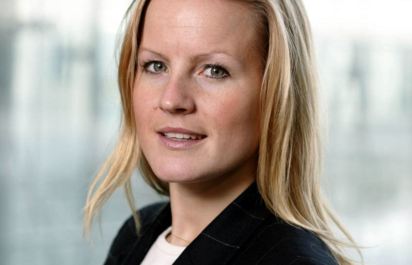 Anette Maltun Koefoed, kommunikasjonsdirektør i Berg-Hansen og styreleder i HSMAI Chapter Norway. Foto fra Berg-Hansen