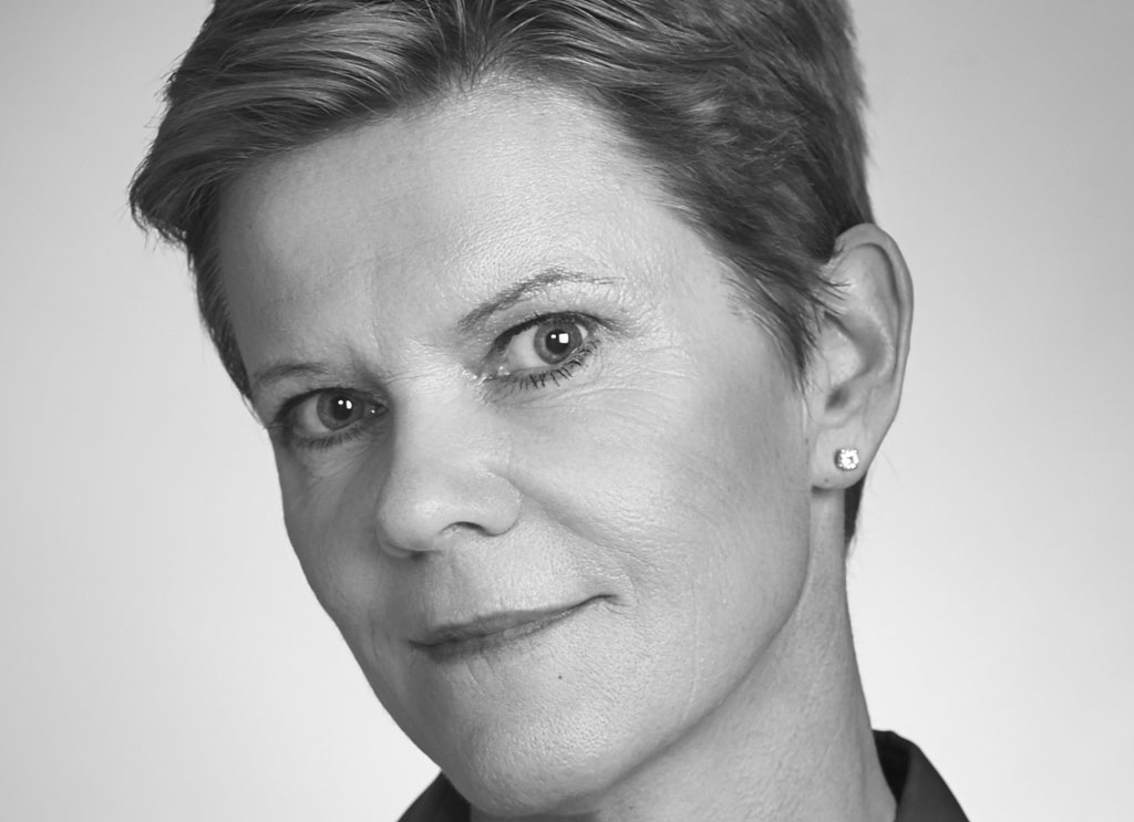 Laila Aarstrand. Hotelldirektør, Støtvig Hotel