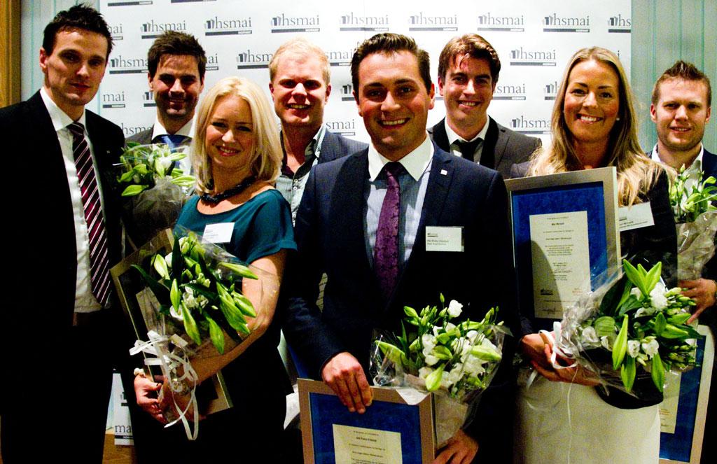Årets Unge-nominerte 2012