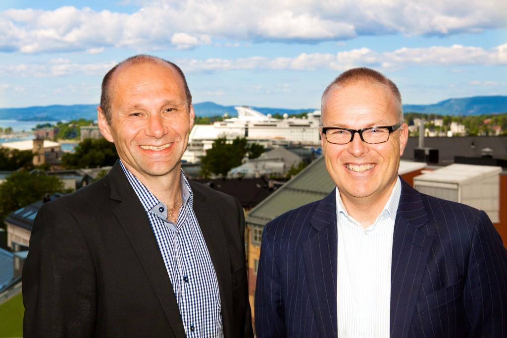 Rune Feltman & Carl v K Barth