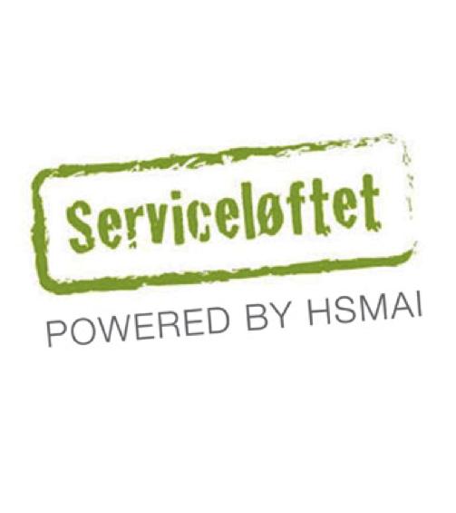 Serviceløft logo