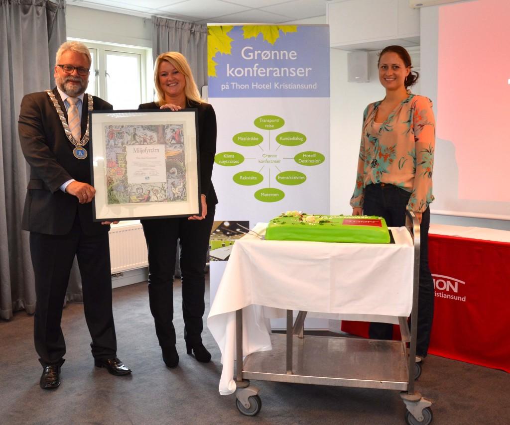 Thon Hotel Kristiansund_Grønne Krediteres_Fotograf P etter Ingeberg