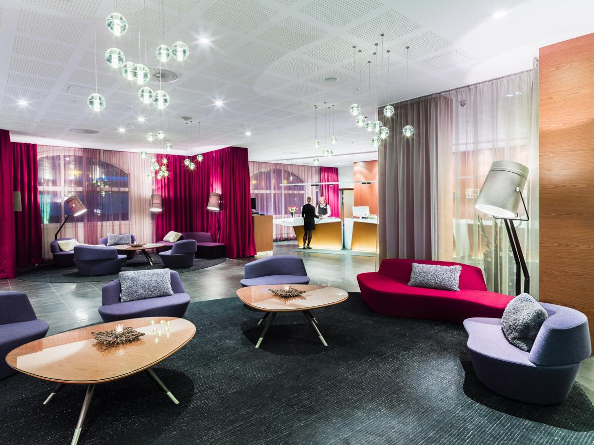 Radisson Blu Royal Hotel, Bergen, Norway, Link Arkitektur AS