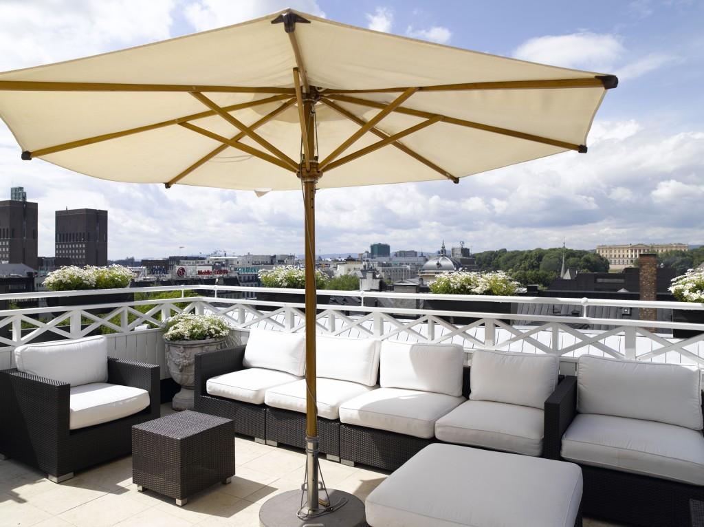 The Radich Suite Terrace