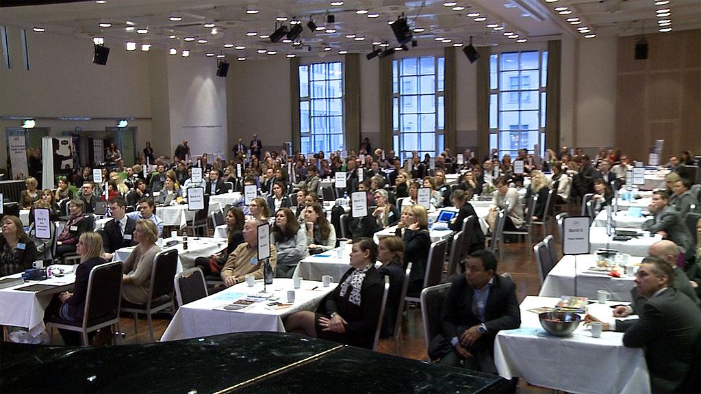 Møtebørsen i Oslo Kongressenter onsdag 8. januar 2014