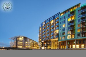 THE THIEF på Tjuvholmen. Foto fra Nordic Choice Hotels.