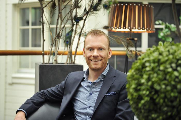 Richard Svartvik (41) blir ny driftsdirektør i Clarion Collection Hotel i Sverige, Danmark og Baltikum