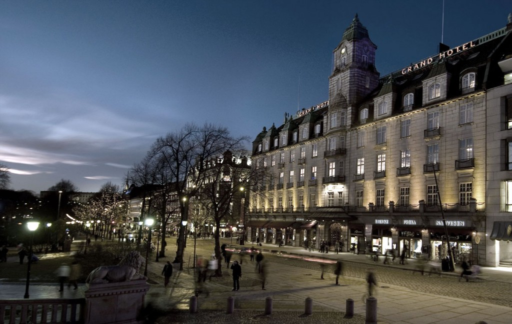 Grand Hotel Rica, Oslo