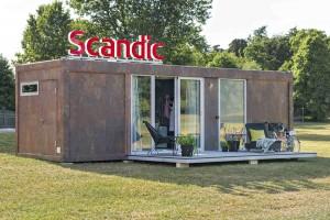Scandic To Go (foto fra Scandic Hotels).