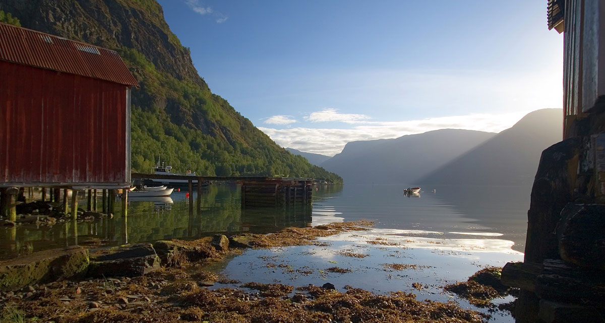 Solvorn i Luster. Fotograf: Erik Jørgensen - Visitnorway.com/Innovasjon Norge
