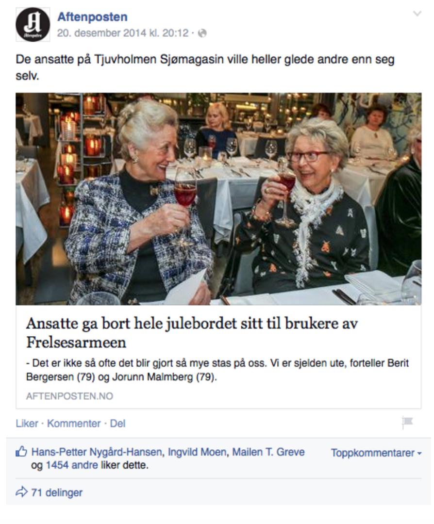 Tjuvholmen Sjømagasin