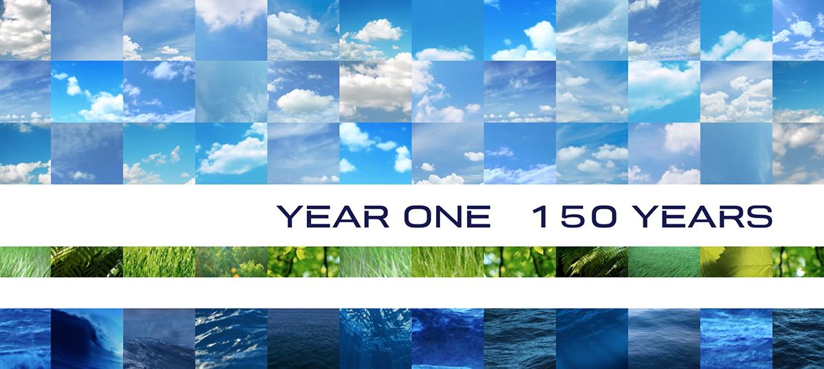 Year One 150 Years