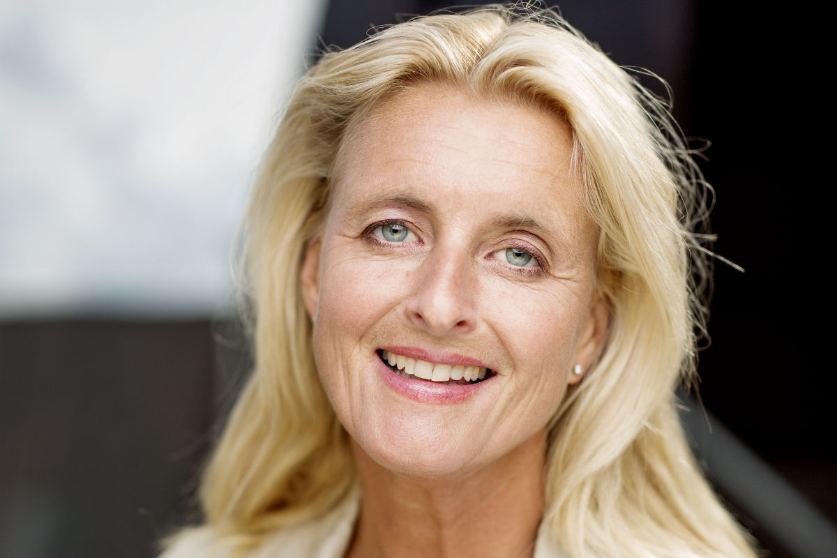 Cathrine Pia Lund, direktør merkevaren Norge, Innovasjon Norge. Foto fra Innovasjon Norge.