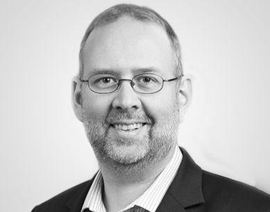 Mattias Andersson, nordensjef i HRG. Foto fra HRG.