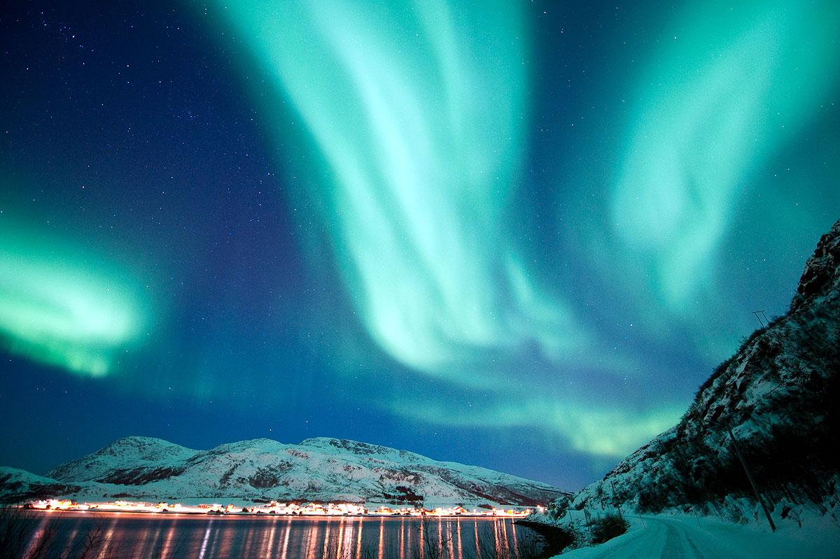 Nordlysturisme med fantastisk vekst
