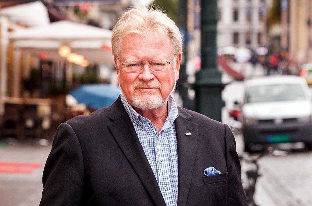 Ukens Navn: Gunnar Larssen