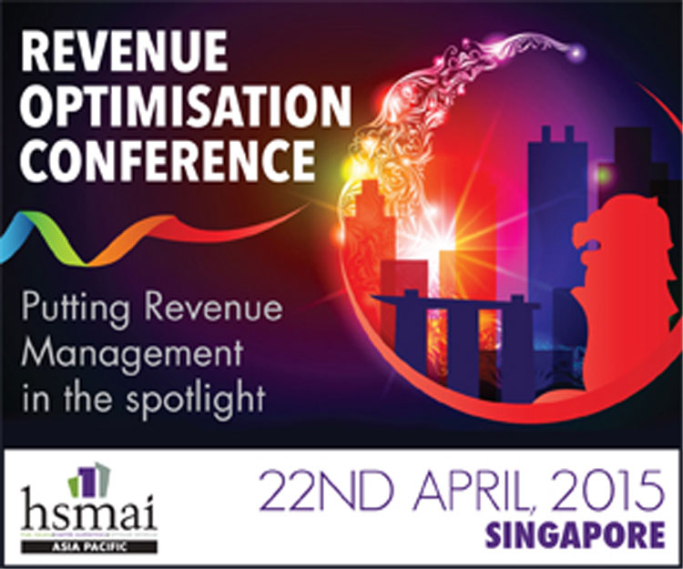 HSMAI Asia Pacific med Revenue Optimisation-konferanse i Singapore