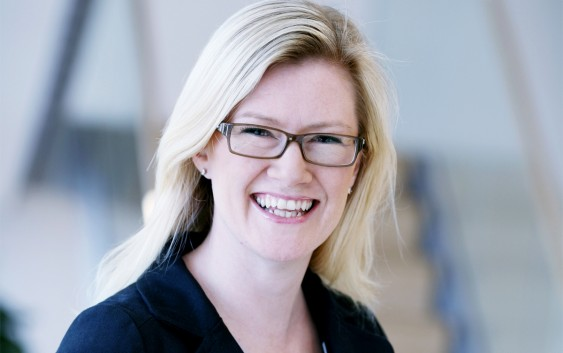 Destinasjon Røros' styreleder Hilde Charlotte Solheim (foto fra Virke).