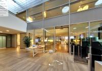 SAS' første Café Lounge åpnet i Trondheim