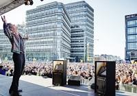 10.000 deltok på hotellåpning