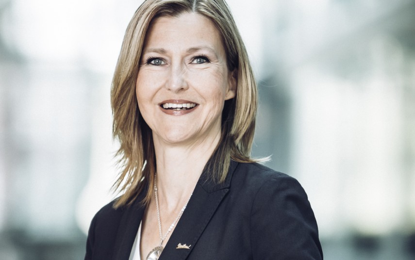 Ia Lind, Area Brand Director for Rezidor Hotel Group i Norden (foto fra Rezidor Hotel Group).