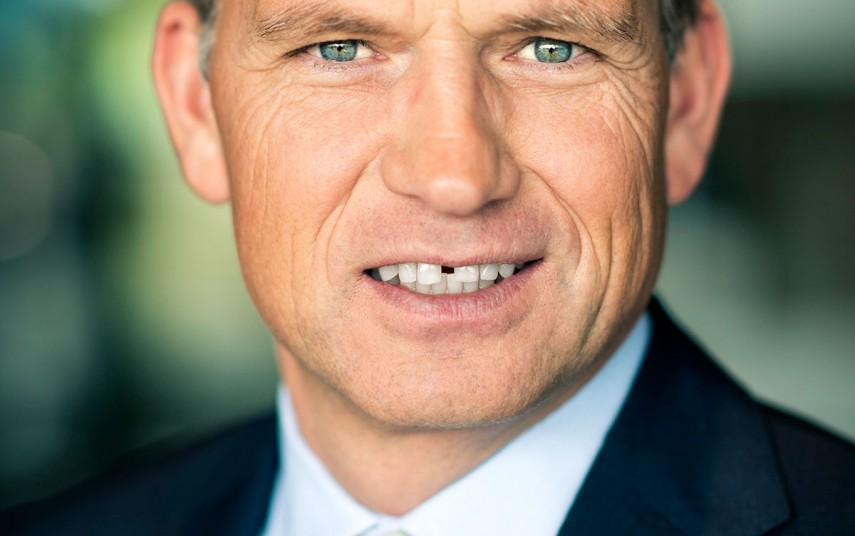 Torgeir Silseth, administrerende direktør i Nordic Choice Hotels (foto fra Nordic Choice Hotels).