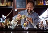 Her finner du verdens beste bartender
