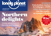 Stor Nord-Norge-spesial i Lonely Planet