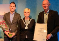 Pris til Stavanger lufthavn for innsats for funksjonshemmede