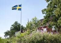 Rekordmange nordmenn på ferie i Sverige