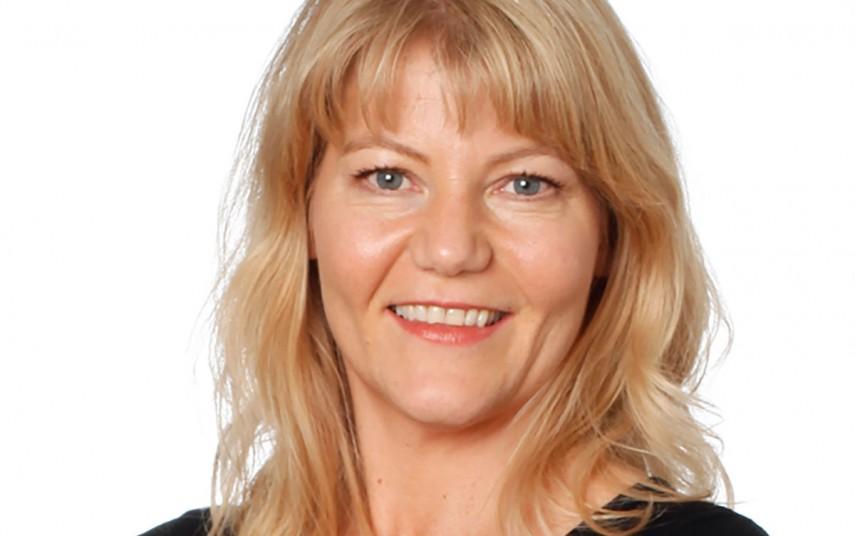 Silje Brandsvoll, Widerøes påtroppende kommunikasjonsdirektør. Foto fra Widerøe