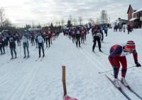 Trysil Skimaraton arrangeres i gnistrende vinterforhold