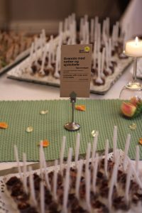 Granola med nøtter og sjokolade. Foto fra Best Western Hotels.