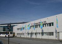 Ny utlandsterminal på Sola