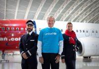 Norwegian-passasjerer har donert seks millioner til Unicef