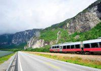 Buss og tog setter nye rekorder