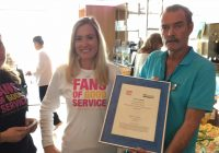 Pressemelding: Anders Bødal er sommerens Servicehelt på Oslo Lufthavn Gardermoen
